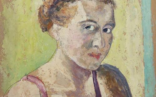 autoportret_u.c._muzeul de arta constanta